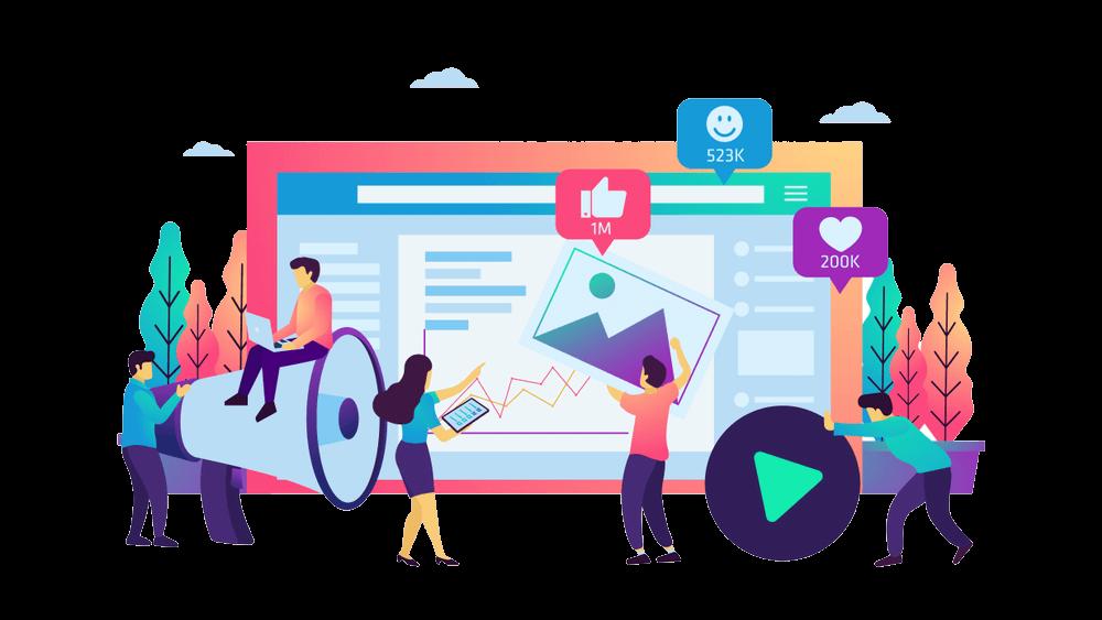 مميزات خدمات التسويق الإلكتروني لمؤسستك